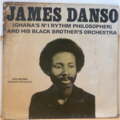 JAMES DANSO & HIS BLACK BROTHER'S - Odo nkomo - LP