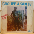 GROUPE AKAN 87 - Vol . 1 - LP
