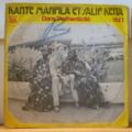 KANTE MANFILA & SALIF KEITA - Dans l'authenticité vol. 1 - LP
