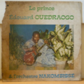 EDOUARD OUEDRAOGO & L'ORCH. NAKOMBISSE - S/T - Sintara konkiba - LP