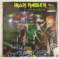 IRON MAIDEN - Fiery The Angels Fell (2xlp) Ltd Edit Colored Vinyl -USA - 33T x 2