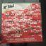 VARIOUS - 8E SIEL RAP AROUND THE CLOCK -promo copy- - Maxi 45T