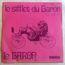 LE BARON - LE SIFFLET DU BARON / PIANO FLUTE - 45T (SP 2 titres)