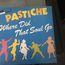 PASTICHE - where did that soul go - LP