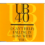 UB40 - ( i can't help ) falling in love with you - CD single