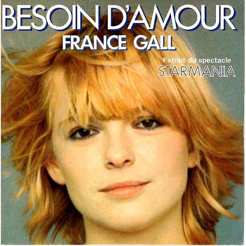 France Gall Besoin d'amour / Monopolis Extrait du spectacle Starmania