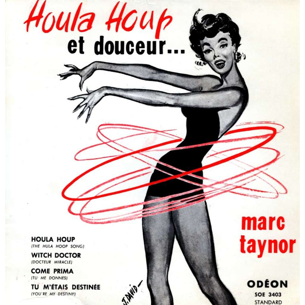 TAYNOR Marc HOULA HOUP / WITCH DOCTOR