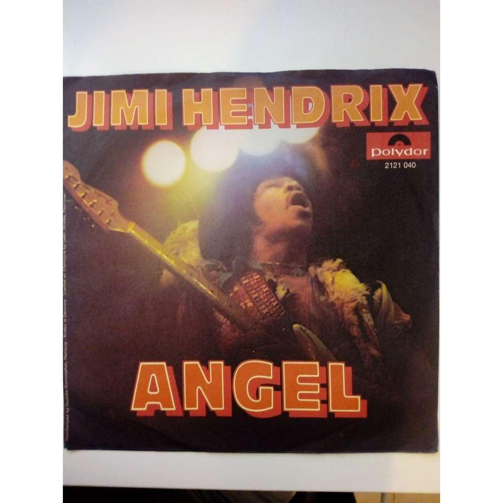 Jimi Hendrix Angel / Freedom