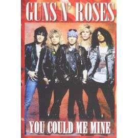 guns n'roses you could me mine