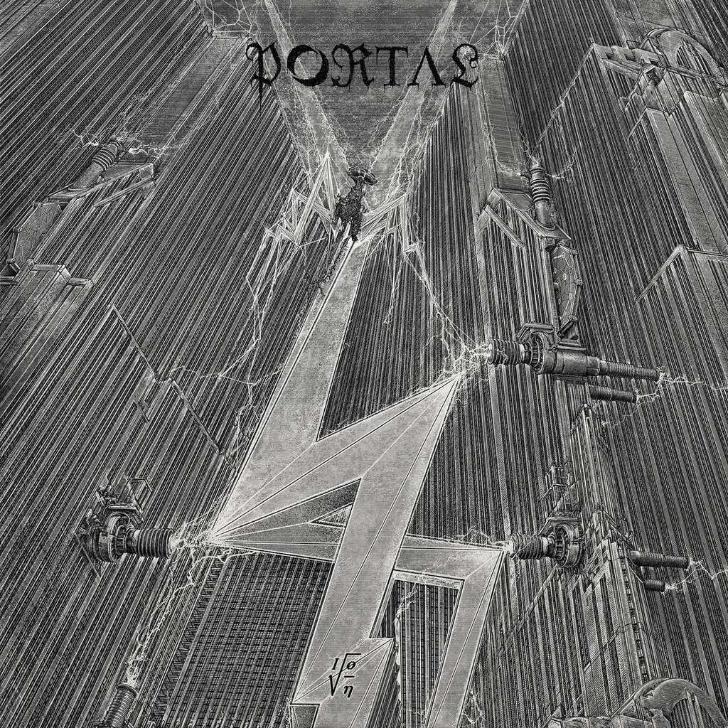PORTAL Ion. Black Vinyl