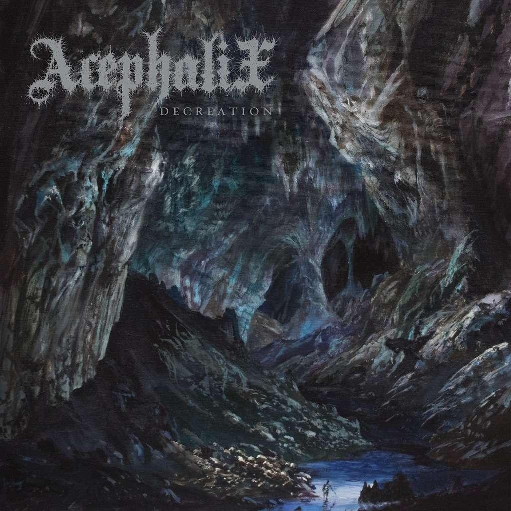 ACEPHALIX Decreation. Grey Vinyl