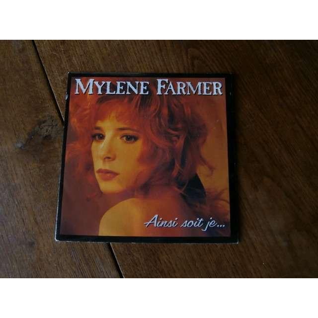 mylène farmer Ainsi soit je ....