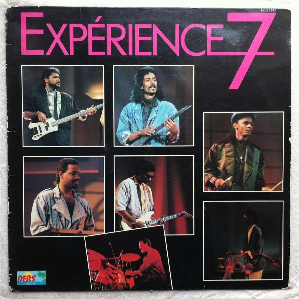 Experience 7 Goudjoua