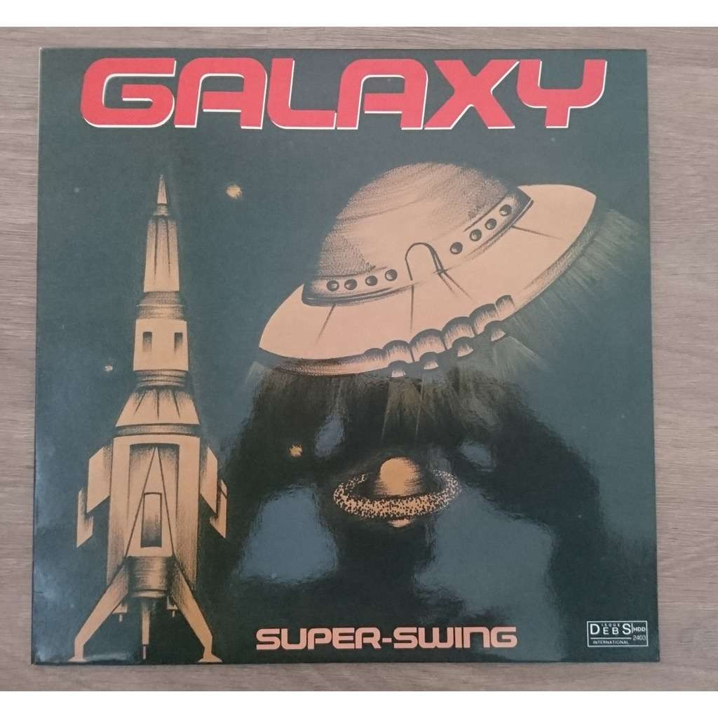 Galaxy Super-Swing