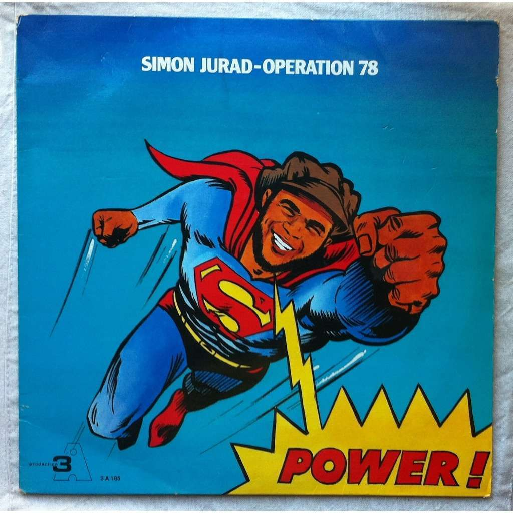 SIMON JURAD & OPERATION 78 Power