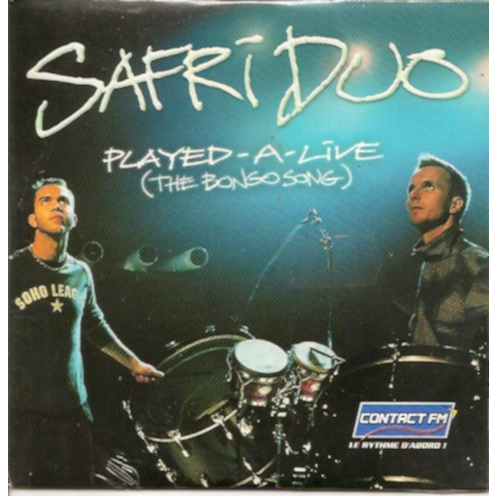 safri duo played a live