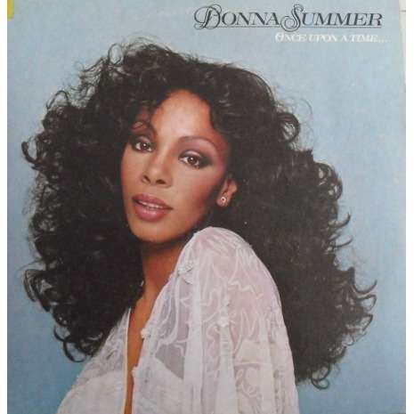 donna summer double album (once upon a time )