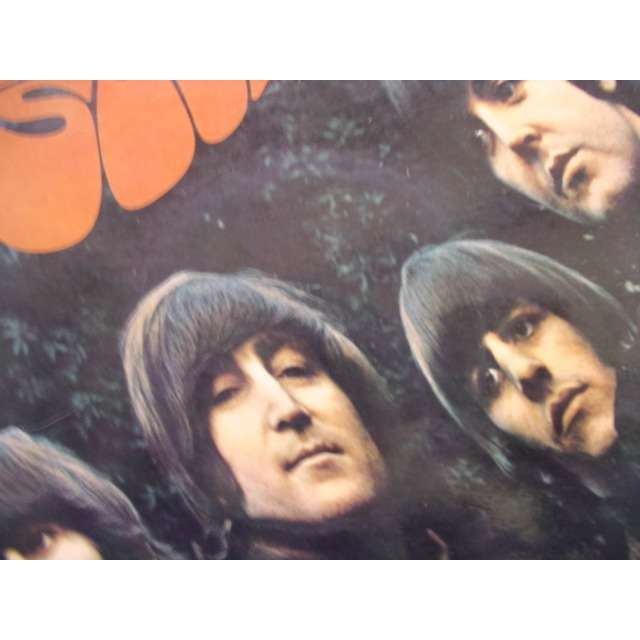 the beatles michelle - run for your life- drive my car - girl