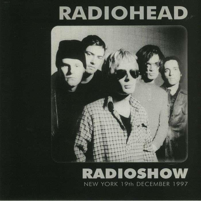 Radiohead Radioshow New York 19th December 1997 (lp)