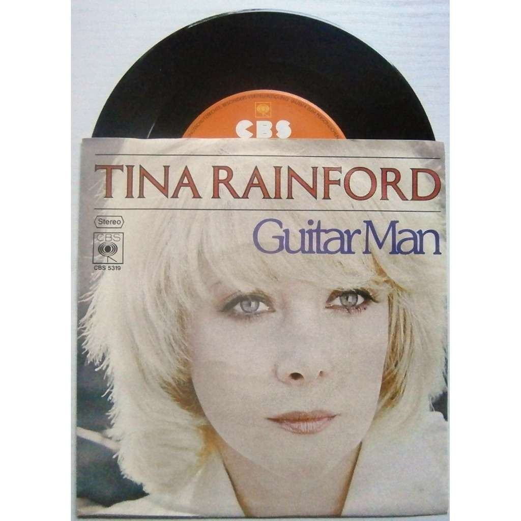 tina rainford guitar Man