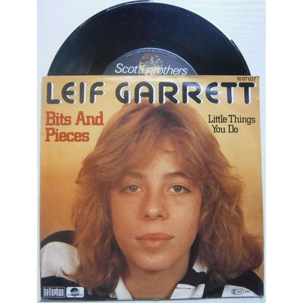 leif garrett bits and pieces