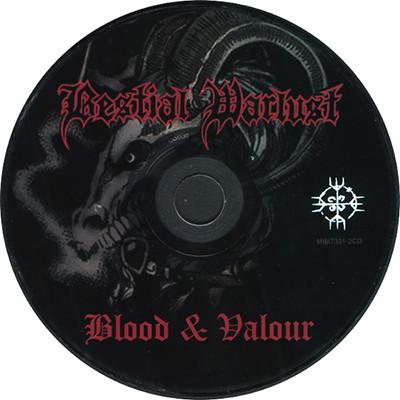BESTIAL WARLUST Blood & Valour