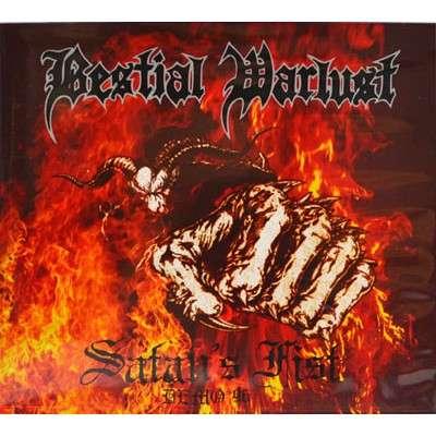 BESTIAL WARLUST Satan's Fist