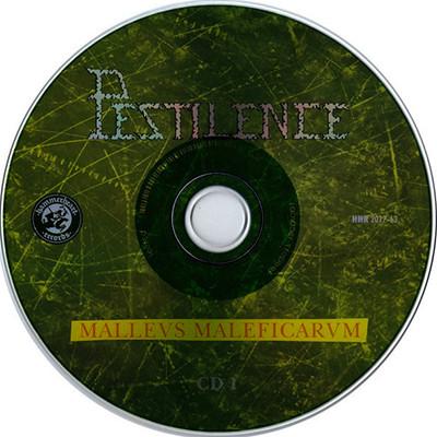 PESTILENCE Mallevs Maleficarvm
