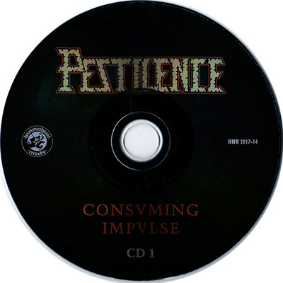 PESTILENCE Consuming Impulse
