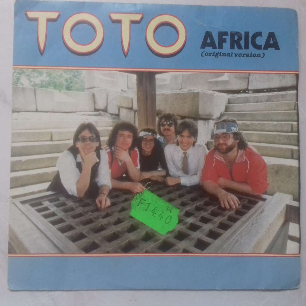 Africa By Toto Sp With Brando51 Ref 119185104