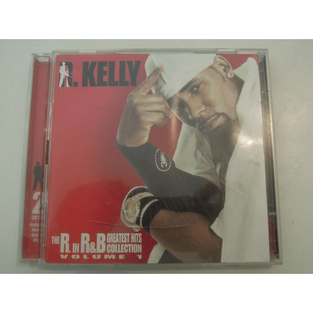 the r in r b greatest hits collection volume 1 r kelly cd2枚