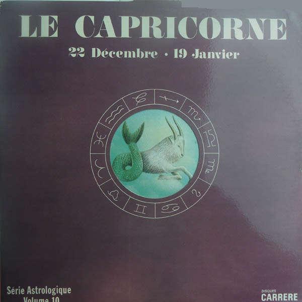 François Gramende Astrologie : Le Capricorne