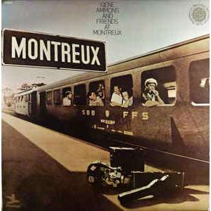 GENE AMMONS and friends at montreux (with KENNY CLARKE,DEXTER GORDON, CANNONBALL ADDERLEY,HAMPTON HAWES)