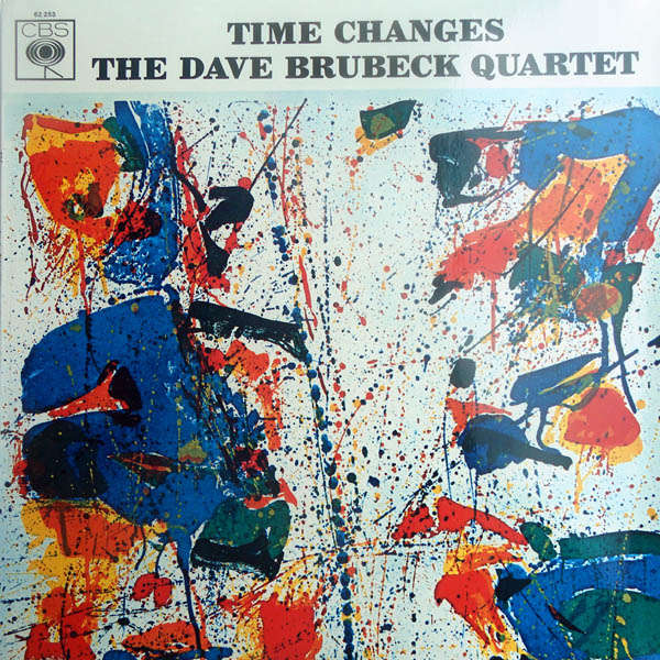dave brubeck quartet Tim changes