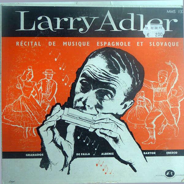 larry adler Musique espagnole et slovaque