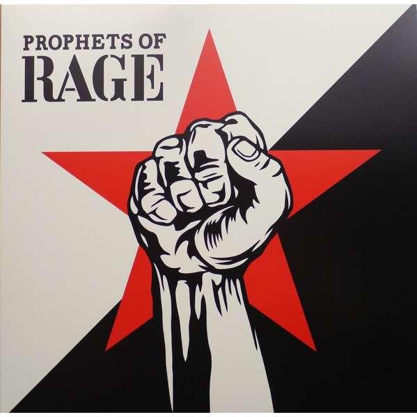 Prophets Of Rage Prophets Of Rage (lp)