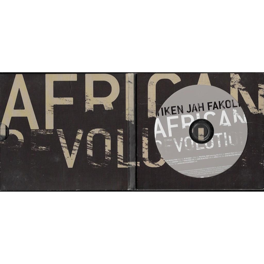 Tiken Jah Fakoly African revolution