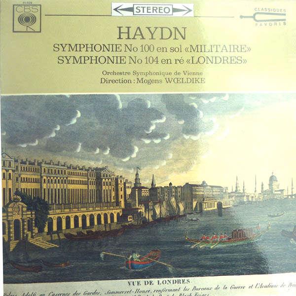 Mogens Wœldike Haydn : Symphonies n°100 & n°104