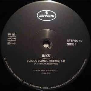 INXS - Suicide Blonde (12) INXS - Suicide Blonde (12)
