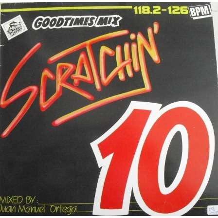 scratchin 10 megamix / scratching radio / tender mix