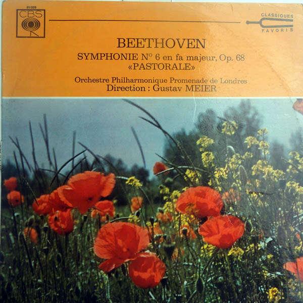 Gustav Meier Beethoven : Symphonie n°6