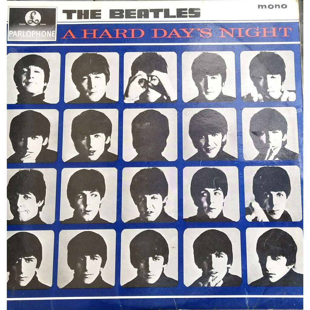 863bc8478 A hard days night by The Beatles, LP + 12inch with richardg5 - Ref ...