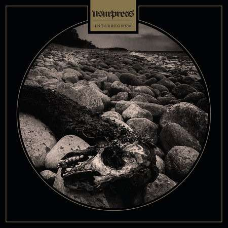 USURPRESS Interregnum. Black Vinyl
