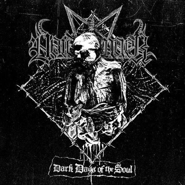 VOIDHANGER Dark Days of the Soul. Black Vinyl