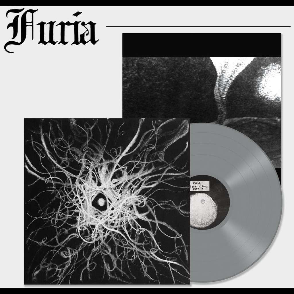 FURIA Księżyc Milczy Luty. Silver Vinyl