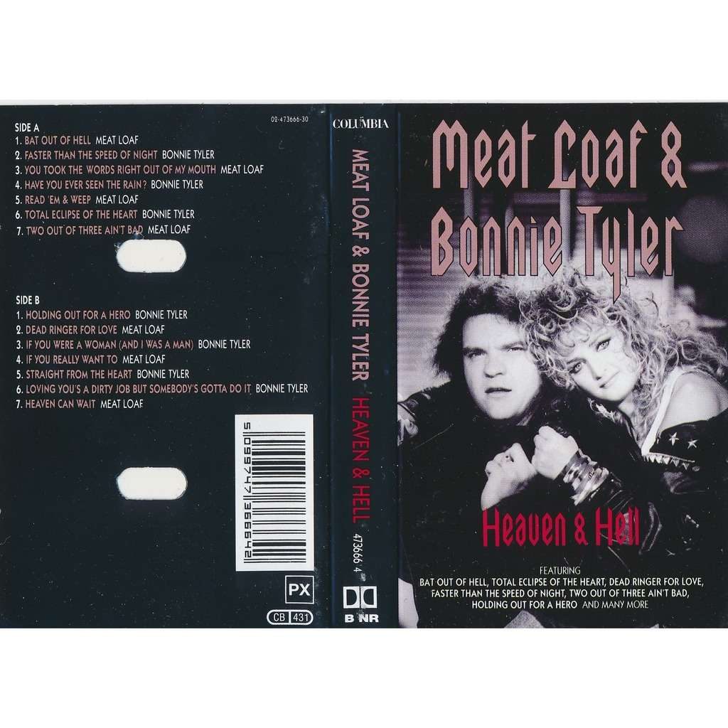 Meat Loaf & Bonnie Tyler Heaven And Hell