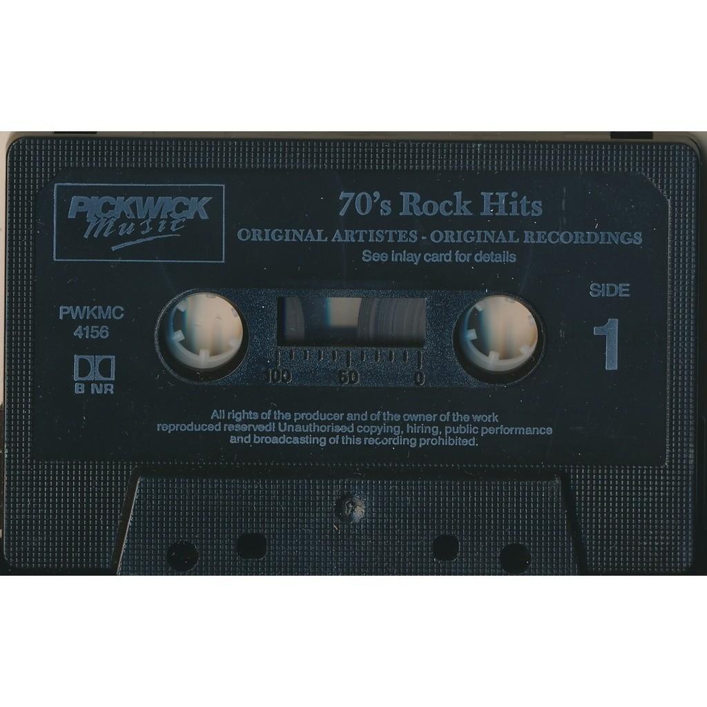 Juicy Lucy, Motorhead, Nazareth 70's Rock Hits
