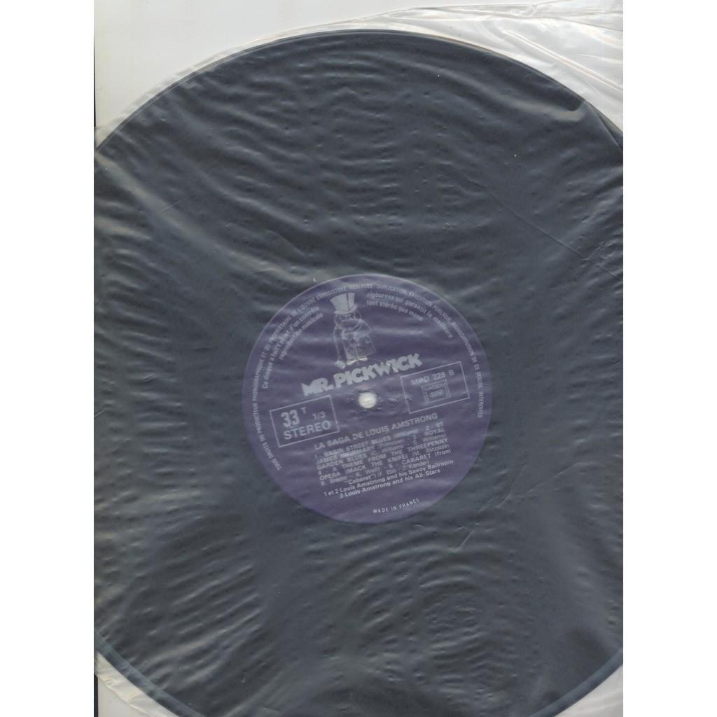 Louis Armstrong L'Unique ( Compilation 10 tracks )