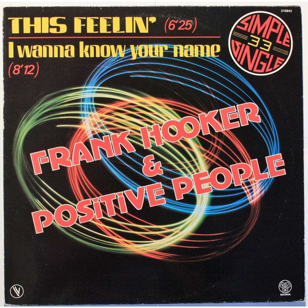 Frank Hooker & Positive people This feelin'