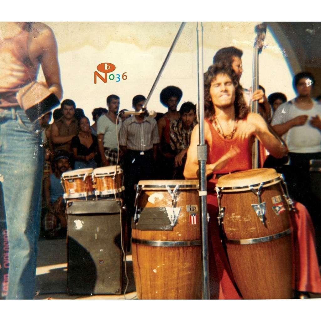Juventud Tipica '78 / La Justicia / Tipica Leal 79 Cult Cargo : Salsa Boricua de Chicago
